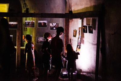 The visual aspects made the experience accessible to children