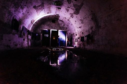 Dunkerque – An immersive installation