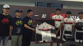 LIVALL Won Naming Right for Ningxia Cycling Team  - 31pic - LIVALL Won Naming Right for Ningxia Cycling Team  - 31pic - About Us