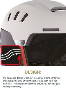 - 4 d 224x300 - LIVALL RS1 Ski Helmet