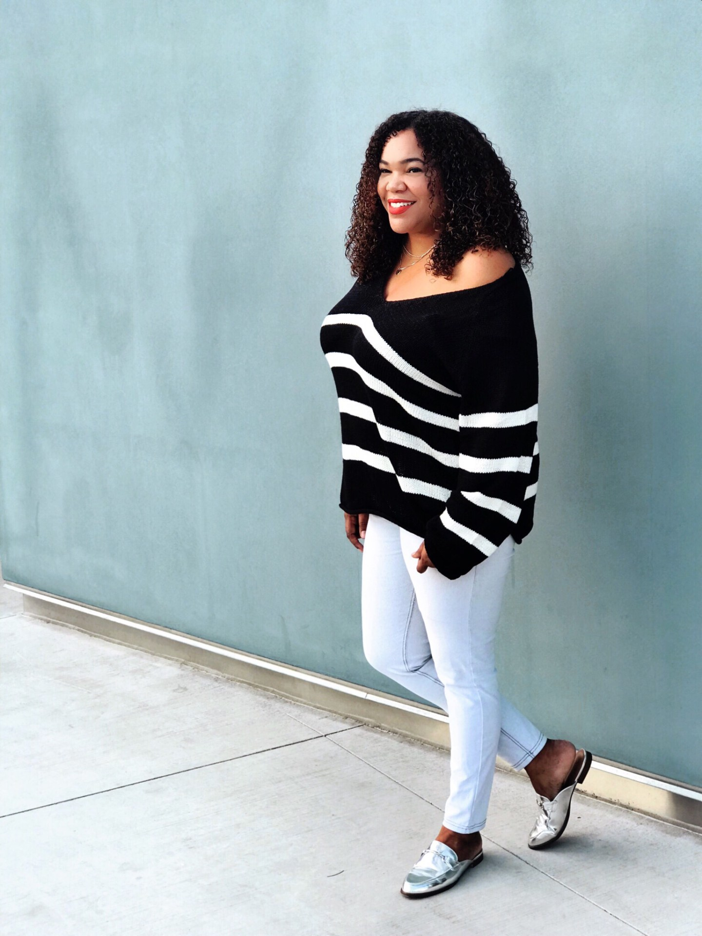 HM-Loose-knit-Sweater