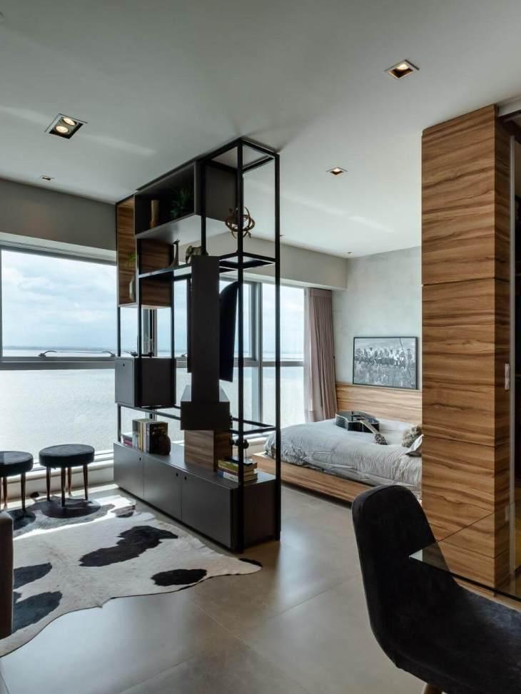 Como deixar um apartamento pequeno confortável e funcional?