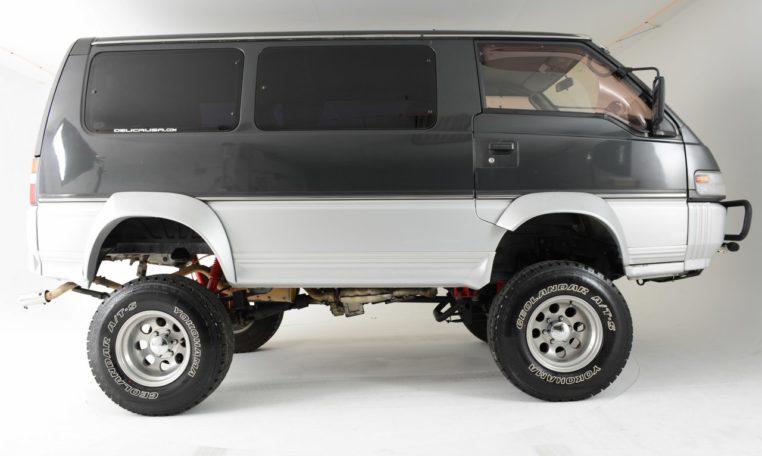 Mitsubishi Delica 4x4 Van