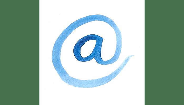 """Le mot français """"arobase"""" vient de l'arabe """"al-rub'"""", qui signifie """"le quart"""""""