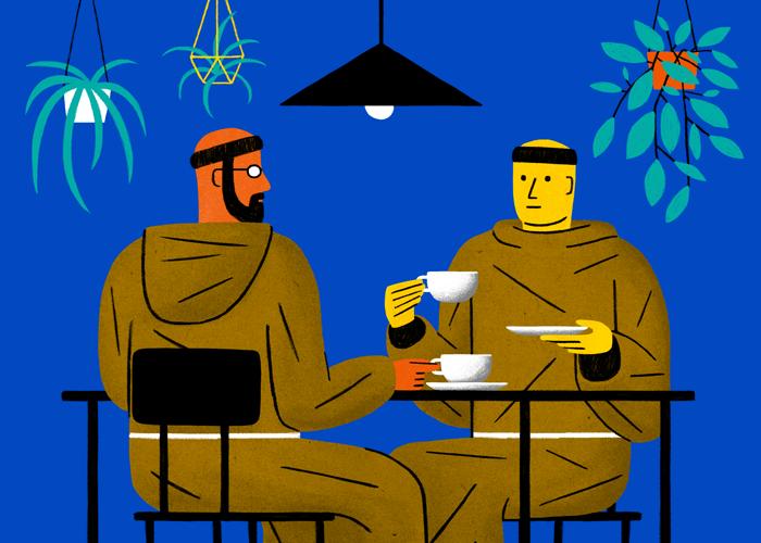 étymologie du mot cappuccino