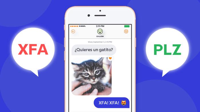 Texting Slang — PLZ