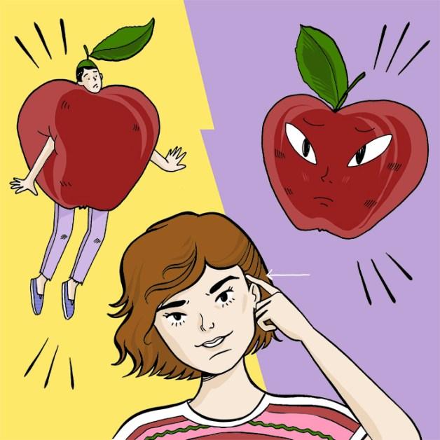 Italian Slang Expressions — Apples