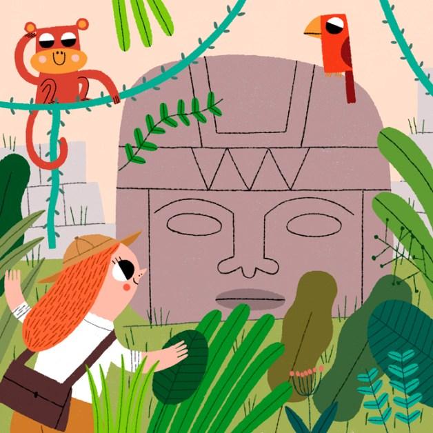 Une épais mystère plane atour de la langue épi-olmèque