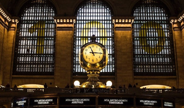 New York offre des bijoux d'architecture, n'oubliez pas de lever les yeux