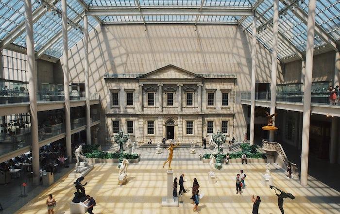 Visiter un musée fait partie des incontournables choses à faire à New York