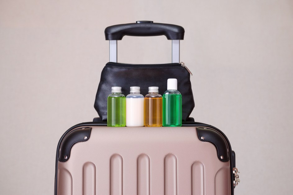 Unique Travel Gifts — Travel Bottles