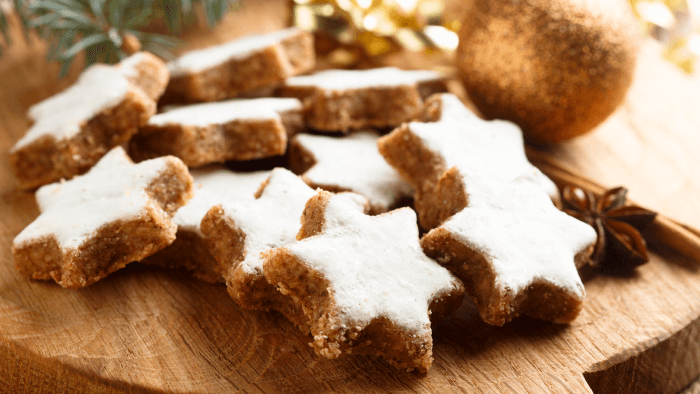 Traditional Christmas Cookies Around The World — Zimtsterne