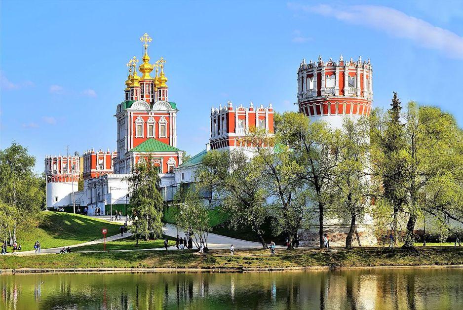 Le couvent Novovidietchi, un havre de paix en centre ville de Moscou