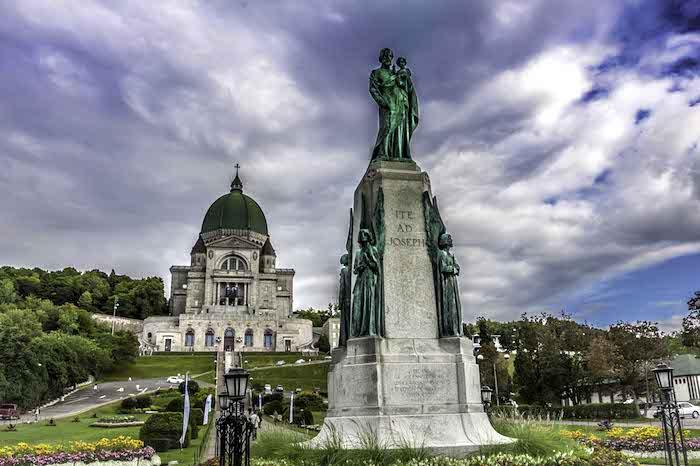 L'oratoire Saint Joseph, incontournable pour qui souhaite visiter le Québec