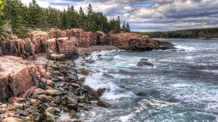 Beautiful Places In The World — Acadia National Park