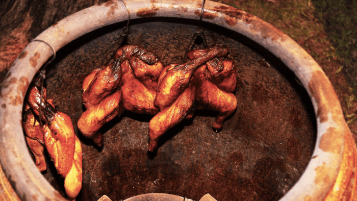 Styles of Barbecue — Tandoori Chicken