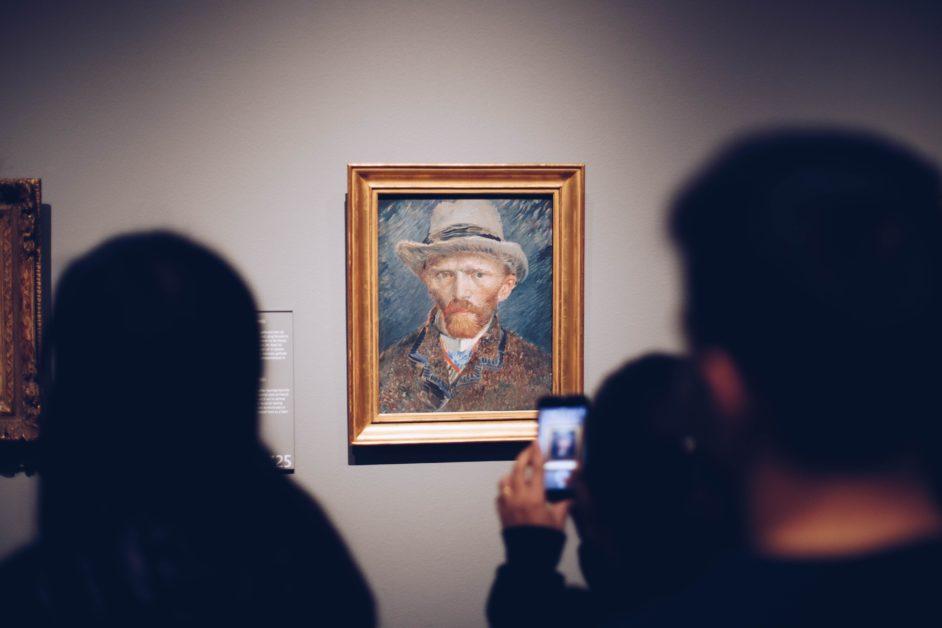 Amsterdam Tourism — Van Gogh
