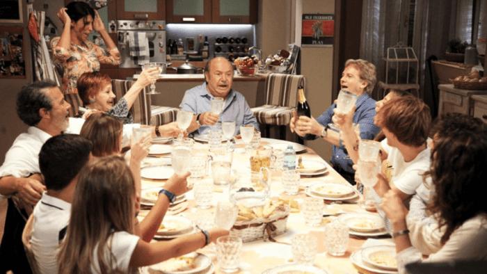 Italian TV shows - Un medico in famiglia