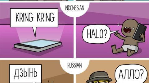How To Answer The Phone In Different Languages