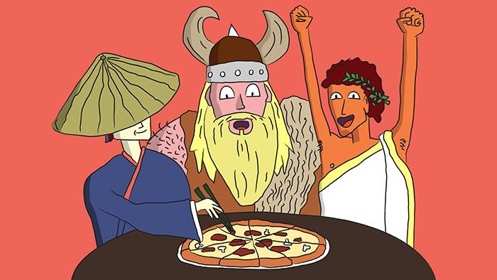 Comer y hablar: todo es empezar – el intercambio de culturas gracias a la comida