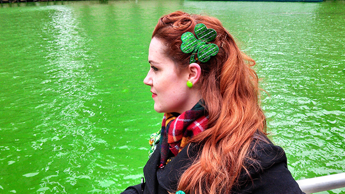 Five Weird Ways America Celebrates Saint Patrick's Day