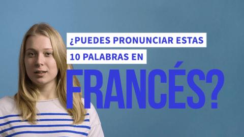 10 palabras francesas que sufrirás intentando pronunciar (si no eres francófono)