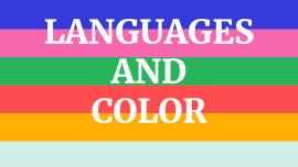 Sprache und Farben: Wie unser Vokabular unser Farbsehen beeinflusst