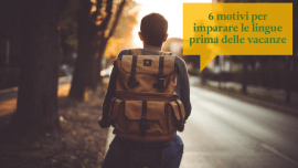 6 motivi per cui è meglio imparare una lingua con Babbel prima di partire per le vacanze