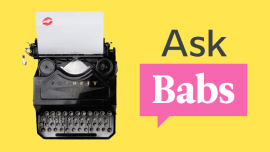 Ask Babs: I Misspoke At Dinner, And Now My French Host Family Thinks I'm Pregnant. How Do I Recover?