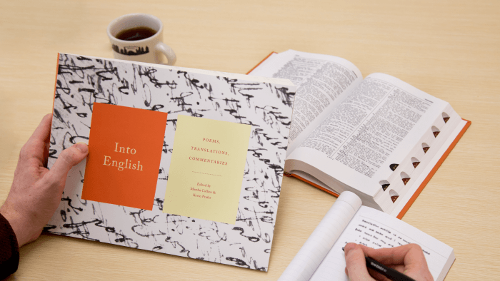 What's Lost In Translation: Book Review Of 'Into English: Poems, Translations, Commentaries'