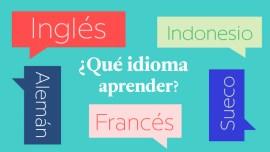¿Qué idioma deberías aprender?