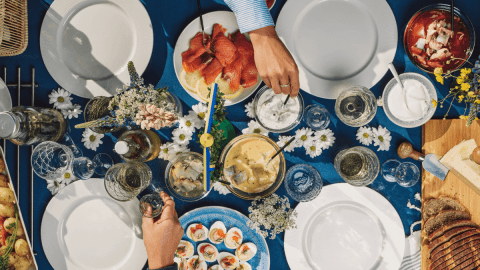 How To Host The Perfect Swedish Dinner Party
