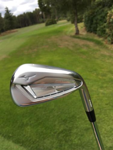 JPX919 Hot Metal 7 Iron