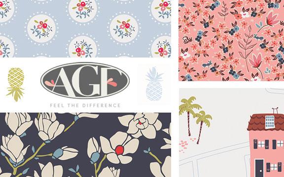 Charleston fabrics