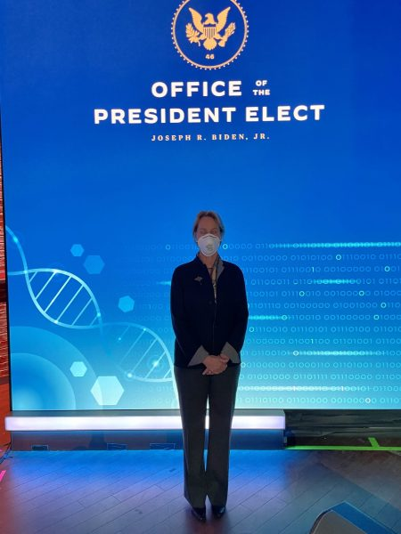 Frances Arnold named co—chair to President Biden's Council of Advisers on Science and Technology