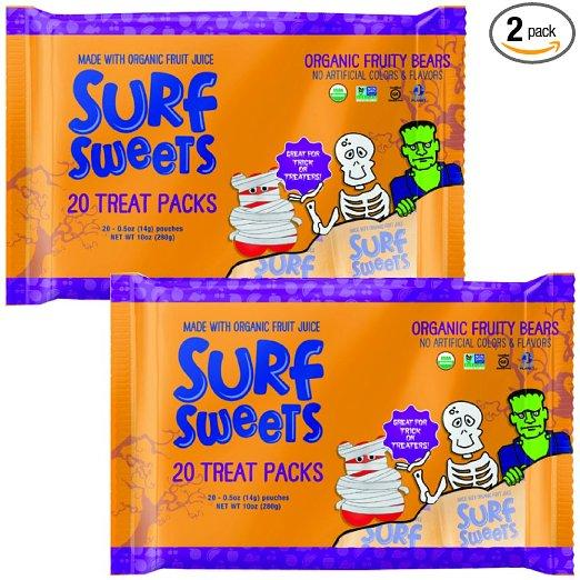 Organic Halloween Spooky Treat Packs by Surf Sweets