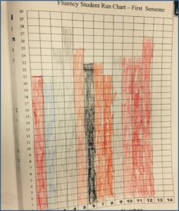 Student Run Chart