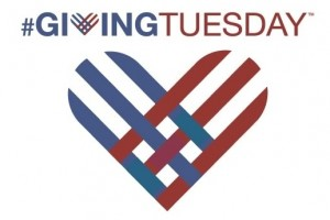 Tuesday, November 27 is Giving Tuesday!