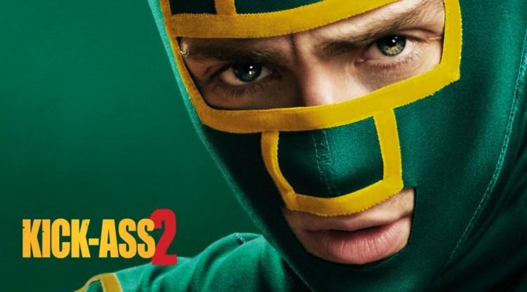 Aaron Taylor-Johnson as Kick-Ass - Kick-Ass 2   Live HD ...