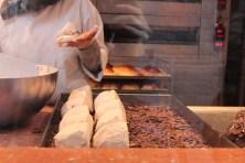 Lilleの伝統菓子メルヴェイユ