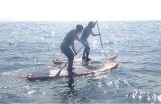 【SUP練習日誌171012】SUPボード種類、コース、距離、タイム、ストロークを記録する