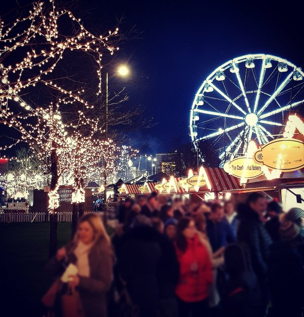 galway, Christmasmarkets, Ireland, travel