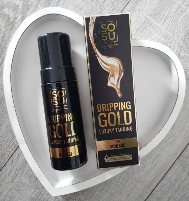 dripping gold beauty, sosu, Suzanne Jackson, tan. sosu dripping gold
