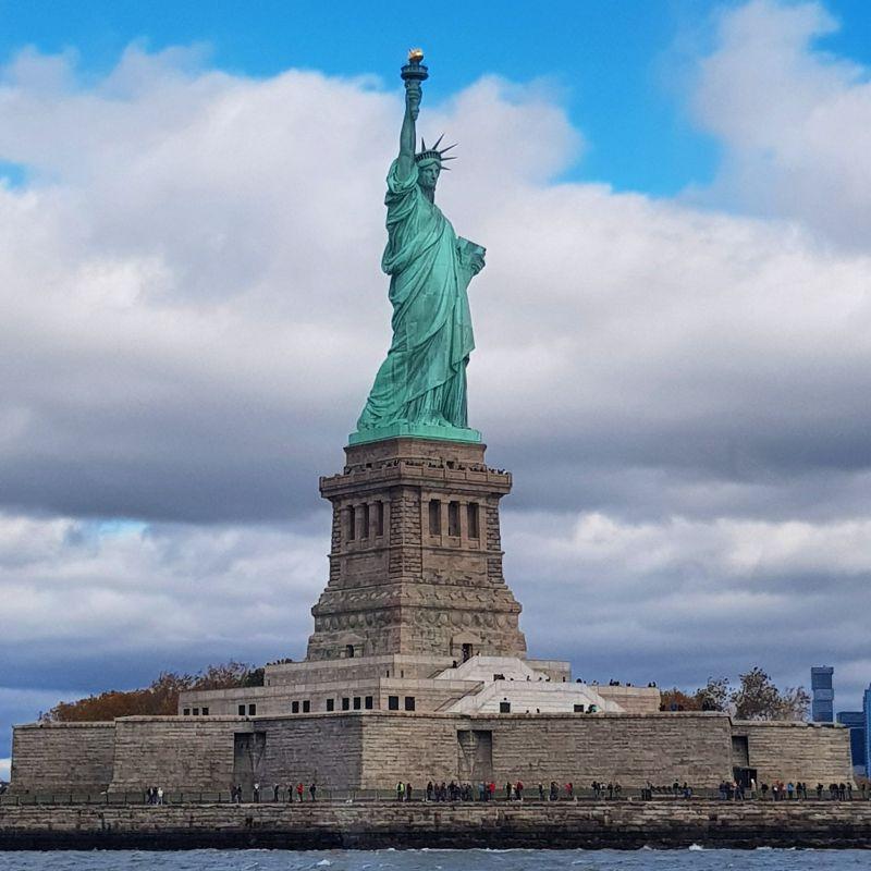 lady liberty, liberty island, new York