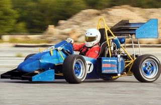 Blue Hen Racing team
