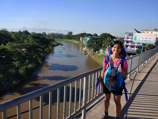 frontière Mae Sot