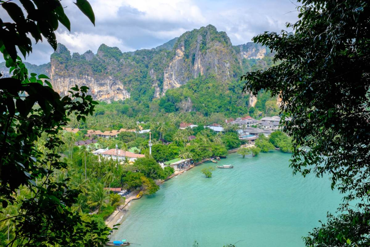 railay viewpoint
