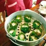 fish amok avant cuisson