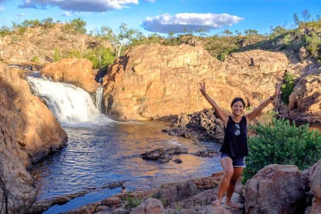 Parc national de Nitmiluk près de Mataranka