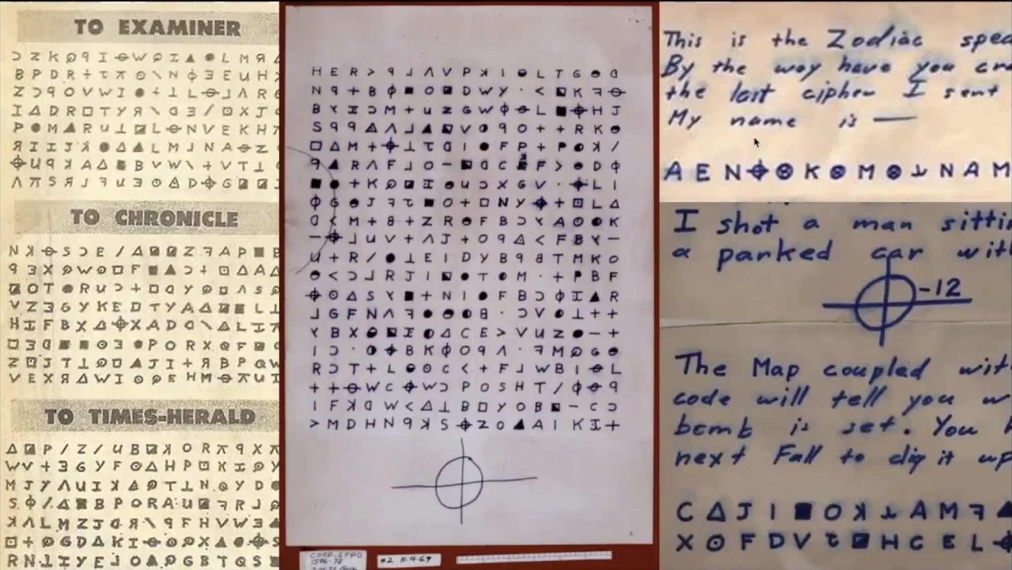 The code was cracked by david oranchak, from america, jarl … Zodiac killer code cracked by Australian mathematician Sam ...